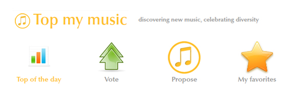 Win an Ipad 2 with TopMyMusic