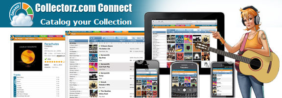 Music Collector Connect – Web App for Music Lovers