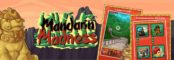 Mandarin Madness – Educational App to Learn Chinese