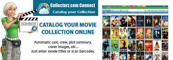 Connect Your Movies with Movie Collector Connect