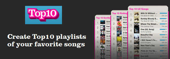 Top 10 Spotify App – For Favorite Music
