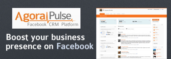 Agorapulse.com – Powerful Facebook Marketing and CRM