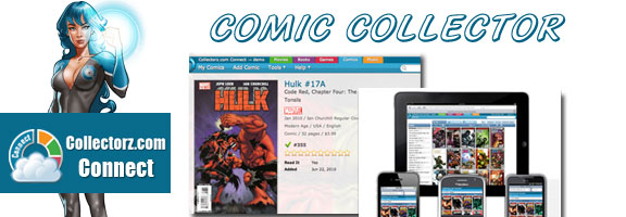Comic Collector Connect – Way to Connect Comic Database