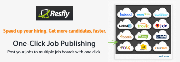 Resfly.com – Innovative Recruitment Web Application