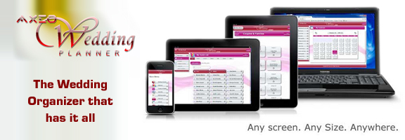 Myaxeo.com – Digital Wedding Planner App