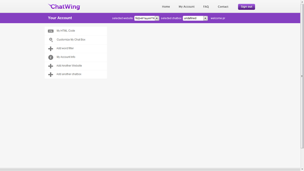 Chatwing.com – Free Chat Tool for Websites and Blogs