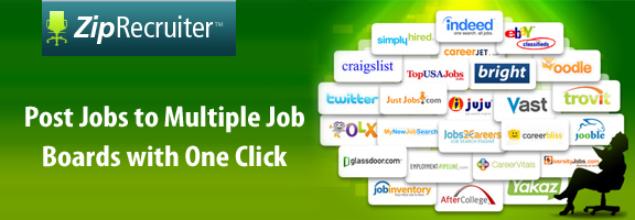 Ziprecruiter.com – Simple Job Board Web Application
