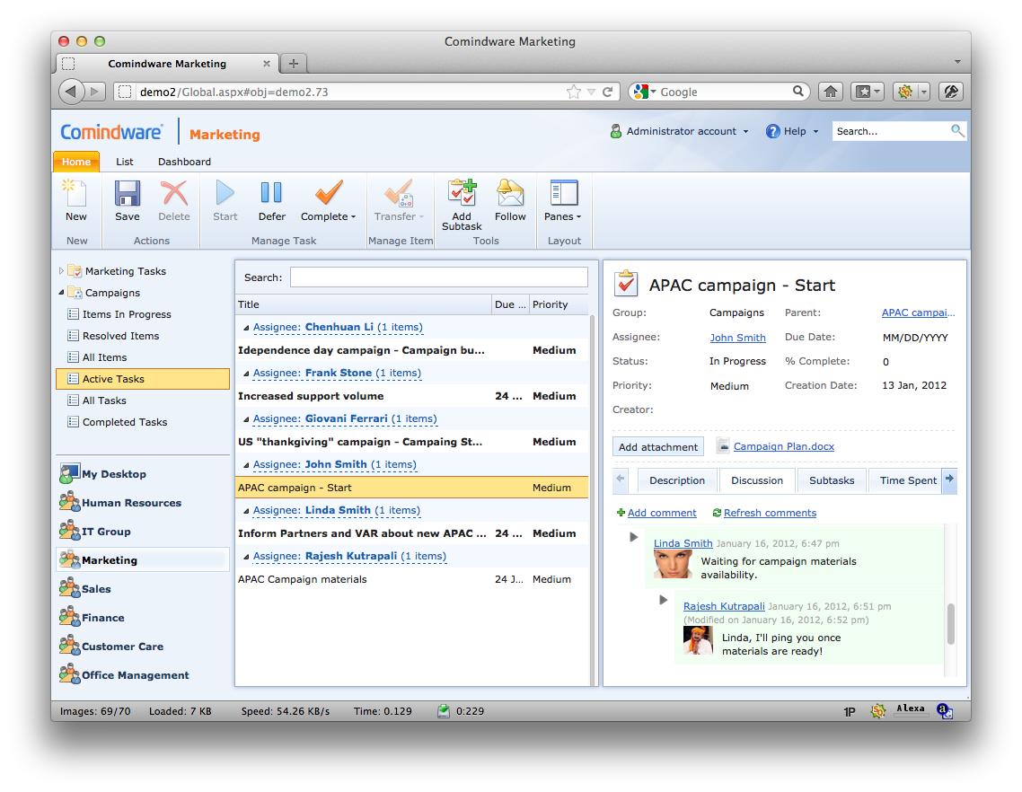Software for SEO Campaign Management: what I use