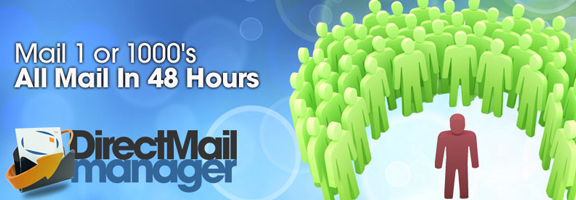 Directmailmanager.com – Mail Marketing at Your Door Step
