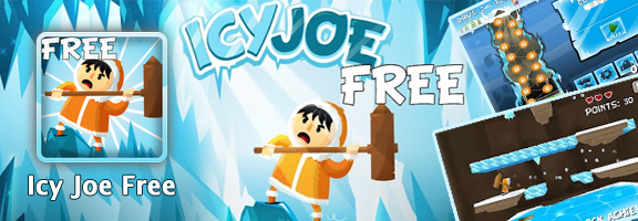 Ice Joe Free – A Cool Journey on your Android Phone