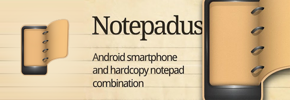 Notepadus Widget – Notepad for Android Smartphone