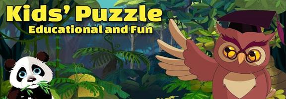 Kid's Puzzle Lite – Entertainment on the Go