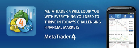 MetaTrader 4 – Android App to Tap and Trade