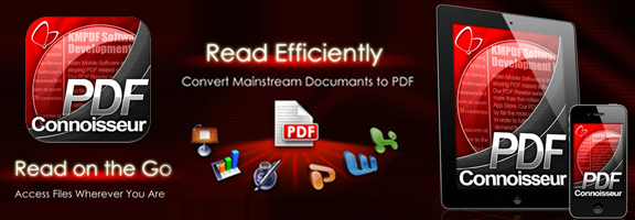 PDF Connoisseur – Must Have iPad App for Document Handling