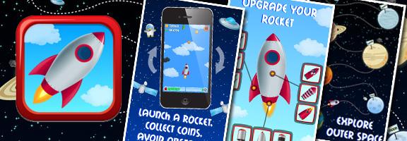 Rocket Space – Explore Beyond Limits