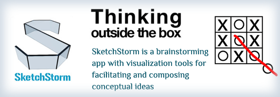 SketchStorm iPad App – Deep Down Your Mind