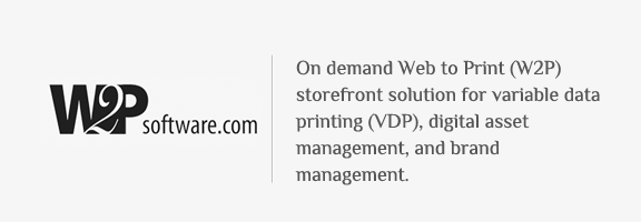 w2psoftware.com – Web to Print Made Simple
