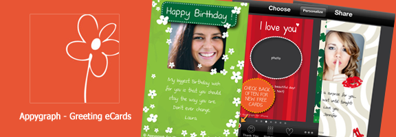 Appygraph (Greeting ecards) – Wish Your Loved Ones Anytime, Anywhere