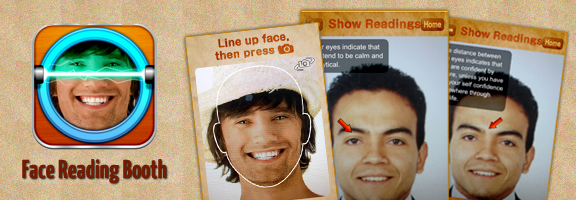 Face Reading Booth App – Find Secrets behind Faces