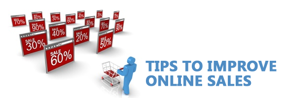 Tips To Improve Your Online Sales