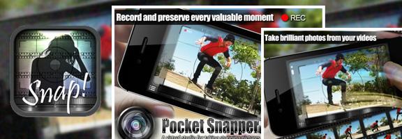 Pocket Snapper – A Mobile Photo Studio