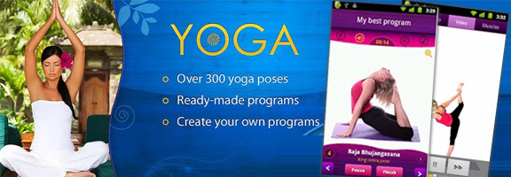 All-in Yoga   Android App for Yoga Learners