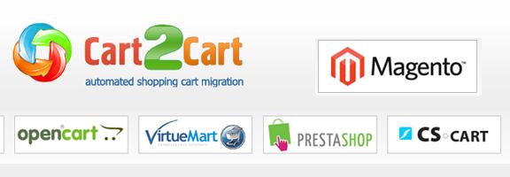Shopping Cart Migration Made Easier through Cart2Cart