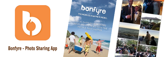 Bonfyre: Re-live Your Bonfire Get-togethers the Bonfyre Way
