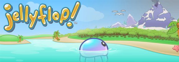 Jellyflop – Flip, Flop and Fly !