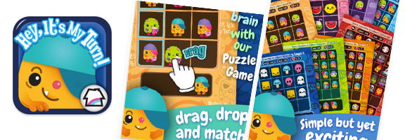 Hey,It's My turn ! – Take your turn at a challenging puzzle game