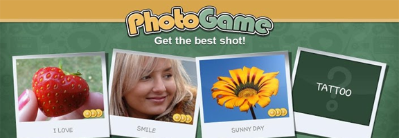 PhotoGame Android App : May the Best Photo Win