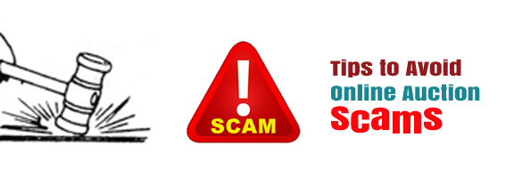 Tips to Avoid Online Auction Scam