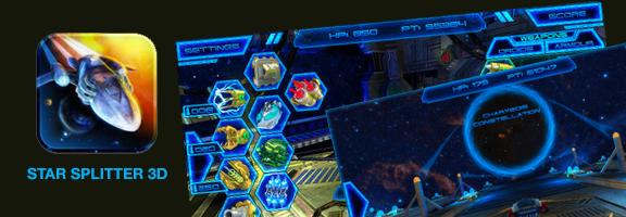 Star Splitter 3D – Wanna be a Space Explorer?