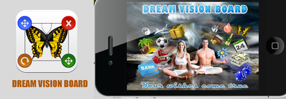Dream Vision Board – The New Age Success Mantra