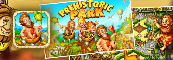 Prehistoric Park : Android Game to Make you Feel Creative