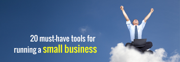 20 Must Have Tools for Running a Small Business