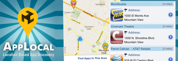 AppLocal : The Best App Locator for iOS Devices