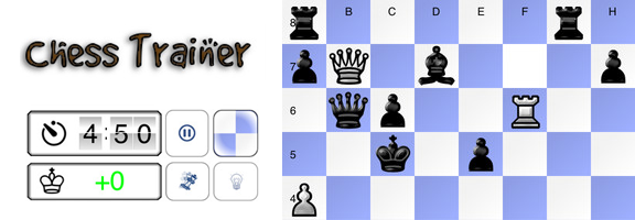 Chess Trainer : Best Training App for Beginners and Professionals