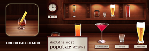 Liquor Calculator – Know Your Limits and Drink Responsibly