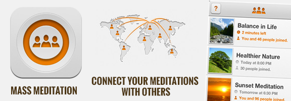 Unleash The Power Of Law Of Attraction With 'Mass Meditation'
