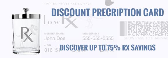 Cut Down Prescription Costs with LowRx – Discount Prescription Card