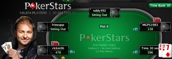 Free Poker by PokerStars : Find the Poker Star in You