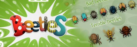 Beetles HD – Squish the Beetles