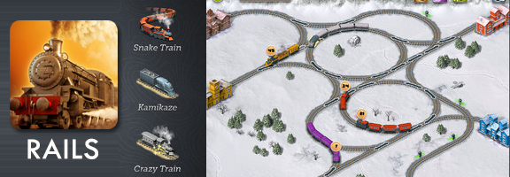 Rails : Involving Logic and Timing