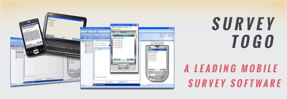 SurveyToGo: Mobile Survey Software for Businesses
