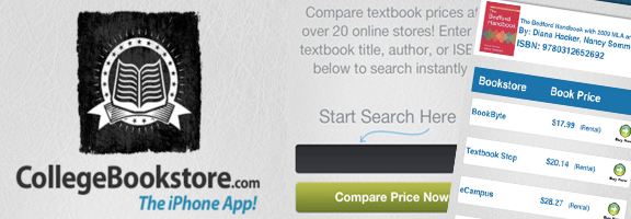 CollegeBooks : Find Best Companions in Your Pocket