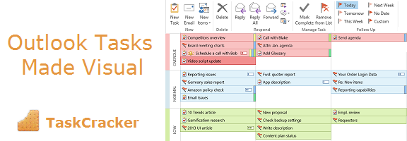 how to delete tasks in outlook 2010