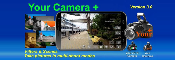 Your Camera+ : Enhancing Photography to Its Best