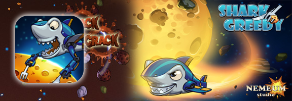 Shark Greedy : Enjoy Your Time With The Gaming App