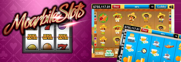 MadAbout Slots : The Compact Package of Casino Games